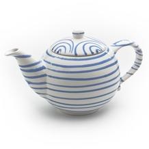 Gmundner Blaugeflammt, Teekanne glatt 0,5L