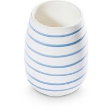 Gmundner Blaugeflammt, Vase (H: 11cm)