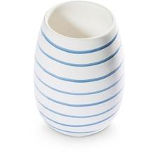 Gmundner Blaugeflammt, Vase (H: 15cm)