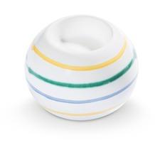 Gmundner Buntgeflammt, Kugel-Leuchter/ 1 Teelicht