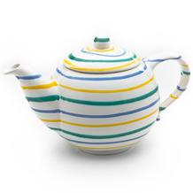 Gmundner Buntgeflammt, Teekanne glatt 1,5L