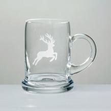 Gmundner EISCH Glas Bierkrug (330 ml / 124 mm)