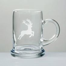 Gmundner EISCH Glas Bierkrug (500 ml / 138 mm)