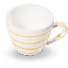 Gmundner Gelbgeflammt, Espressotasse Gourmet (0,06L)