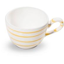 Gmundner Gelbgeflammt, Kaffeetasse glatt (0,19L)