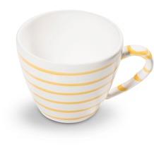 Gmundner Gelbgeflammt, Kaffeetasse Gourmet (0,2L)