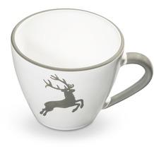 Gmundner Grauer Hirsch, Cappuccino Tasse Gourmet (0,16L)