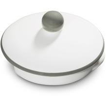 Gmundner Grauer Rand, Oberteil Teekanne glatt 0,5L