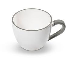 Gmundner Grauer Rand, Teetasse Maxima (0,4L)