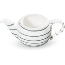 Gmundner Graugeflammt, Unterteil Teekanne glatt 0,5L