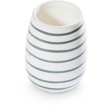 Gmundner Graugeflammt, Vase (H: 11cm)