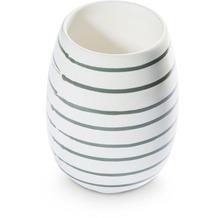 Gmundner Graugeflammt, Vase (H: 15cm)