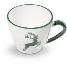 Gmundner Grüner Hirsch, Kaffeetasse Gourmet (0,2L)