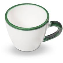 Gmundner Grüner Rand, Espressotasse Gourmet (0,06L)