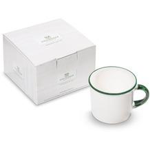 Gmundner Grüner Rand, Kaffeehäferl glatt (0,24 L)