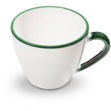 Gmundner Grüner Rand, Kaffeetasse Gourmet (0,2L)