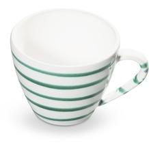 Gmundner Grüngeflammt, Cappuccino Tasse Gourmet (0,16L)