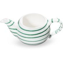 Gmundner Grüngeflammt, Unterteil Teekanne glatt 0,5L