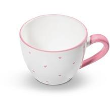 Gmundner Herzerl Rosa, Teetasse Maxima (0,4L)