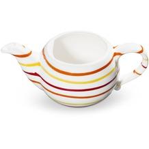 Gmundner Landlust, Unterteil Teekanne glatt 0,5L