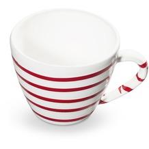 Gmundner Rotgeflammt, Cappuccino Tasse Gourmet (0,16L)