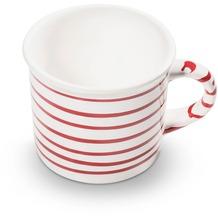 Gmundner Rotgeflammt, Kaffeehäferl glatt (0,24L)
