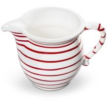 Gmundner Rotgeflammt, Milchgießer glatt (0,5L)