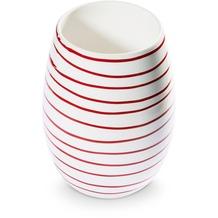 Gmundner Rotgeflammt, Vase (H: 21cm)