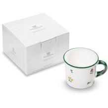 Gmundner Streublumen, Kaffeehäferl glatt (0,24 L)
