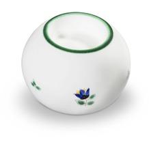 Gmundner Streublumen, Kugel-Leuchter/ 1 Teelicht