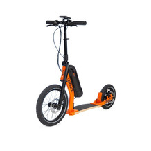 go!mate stæp ER2 PLUS Elektro Tretroller orange