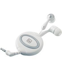 Go Travel Elektro + Elektronikgeräte Kopfhörer-Set weiß