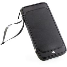 Go Travel Taschen + Etuis RFID Organiser Reisepassetui 12 cm black