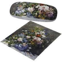 Goebel Brillenetui Auguste Renoir - Frühlingsblumen 16 cm