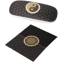 "Goebel Brillenetui Lotus - ""Yin & Yang"" 16 cm"