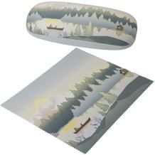 Goebel Brillenetui Mountain Peace 16 cm