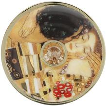 Goebel Brosche Gustav Klimt - Der Kuss 5 cm