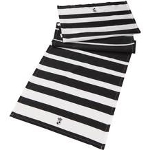 Goebel Chateau Black and White Stripes - Tischläufer