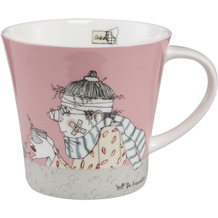 Goebel Coffee-/Tea Mug Barbara Freundlieb - Get Better 9,5 cm