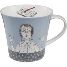 Goebel Coffee-/Tea Mug Barbara Freundlieb - Immer mit der Ruhe 9,5 cm