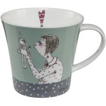 "Goebel Coffee-/Tea Mug Barbara Freundlieb - ""Prinz oder nicht"" 9,5 cm"