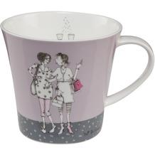 "Goebel Coffee-/Tea Mug Barbara Freundlieb - ""Ziemlich beste Freundinnen"" 9,5 cm"