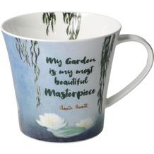 Goebel Coffee-/Tea Mug Claude Monet - My Garden is... 9,5 cm