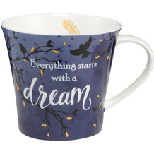 Goebel Coffee-/Tea Mug Elephant - Dream 9,5 cm