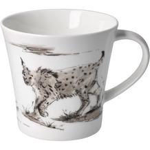 "Goebel Coffee-/Tea Mug Peter Schnellhardt - ""Kurzer Sonntagsausflug"" 9,5 cm"