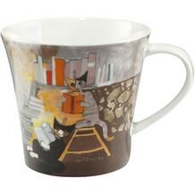 Goebel Coffee-/Tea Mug Rosina Wachtmeister - Clara e Tazio 9,5 cm