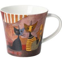 """Goebel Coffee-/Tea Mug Rosina Wachtmeister - """"Rouge"""" 9,5 cm"""