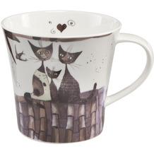 Goebel Coffee-/Tea Mug Rosina Wachtmeister - Virgola e sua famiglia 9,5 cm