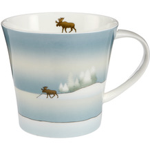 Goebel Coffee-/Tea Mug Winter Dreams 9,5 cm