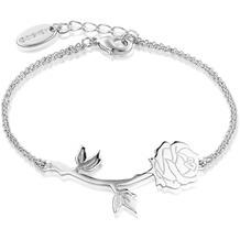 """Couture Kingdom Armband Disney Die Schöne und das Biest """"Magic Rose"""" 19,0 cm"""